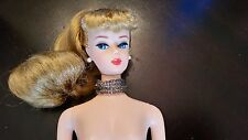 Barbie Reproduction Repro Solo in the Spotlight Nude Doll for OOAK or Play New