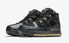 Nike ZOOM LEBRON 3 QS AO2434-001 'METALLIC GOLD' sz 6, 6.5