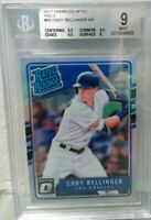 2017 Panini Donruss Optic Rated Rookies Holo Cody Bellinger #65 BGS 9 Rookie hot