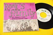 "ROCK'S FAMILY 7"" GET YOURSELF .. ORIG ITALY 1969 EX+ CLAN CELENTANO !!!!!!!!!!!!"