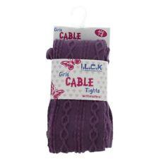 Vêtements violette en polyester pour fille de 3 à 4 ans