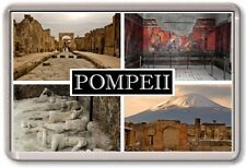 FRIDGE MAGNET - POMPEII - Large - Italy TOURIST