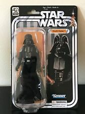 Habro Star Wars The Black Series 40th Anniversary 6 inch Figure Darth Vader