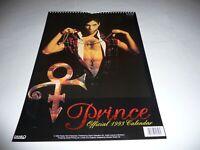Prince - Official 1993 Calendar (Danilo)