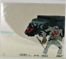 He-Man Masters of the Universe Original Animation filmation Cel Horde Trooper