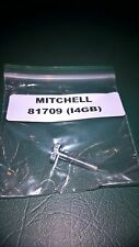 MITCHELL FISHING REEL R/H HAND SIDE PLATE SCREW. REF# 81709. APPLICATIONS BELOW