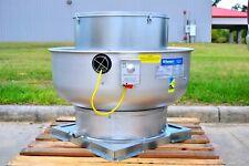 Restaurant Vent Hood Exhaust Fan DU85HFA 800-2800 CFM IN STOCK NOW!!!