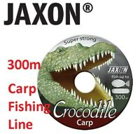 Carp Fishing Line Jaxon Crocodile 300m  Super Strong