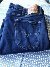 levis 514 mens jeans slim fit straight leg 40 X 32 Euc