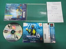 PlayStation -- Dolphins Dream -- PS1. JAPAN. Spine card. work. 20514