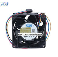 For AVC DBPC0838B8S DC 48V 1.35A 80*80*38MM 4-wire Server/ CPU Cooling Fan PWM