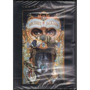 Michael Jackson DVD Dangerous The Short Films SMV Enterprises 491649 Sigillato