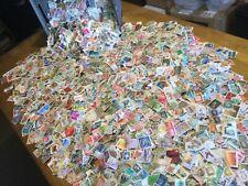 World Stamp Vintage to modern 1000 picked at random FREE UK SHIPPING