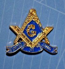 Masonic Lapel  Pin 14K Gold Plated
