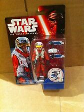 Star Wars Force Awakens - X-Wing Pilot Asty - 3.75 action figure