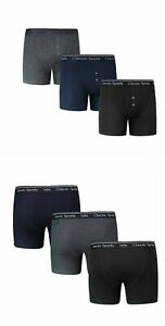 Classic Sport Plus Size Men's Boxer Shorts 3pk