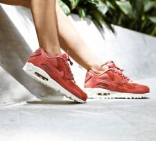low priced 1d264 1f424 WOMENS NIKE AIR MAX 90 SD SIZE 4.5 EUR 38 (920959 800) LIGHT REDWOOD