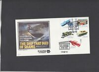 2003 Transports Classic British Films Cambridge S.C. Official FDC. 1 of 20