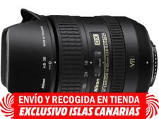 EXPO Objetivo - Nikon DX AFS-VR 16-85 mm, f/3,5-6.5 G *SÓLO CANARIAS*