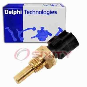 Delphi Coolant Temperature Sensor for 1989-2009 Toyota Land Cruiser Engine tn