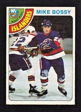 1978-79 O-Pee-Chee #115 Mike Bossy Rookie - Islanders - HOF - ExMT- 183 - (SCA)