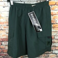 New Endura Voyager Cycling Biking Shorts GREEN Mens Small