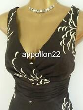 Monsoon Silk V-Neck Party Dresses for Women