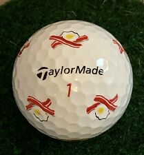 New listing TaylorMade TP5pix bacon and eggs ball
