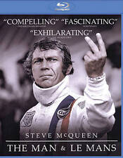 Steve Mcqueen The Man & Le Mans Blu-ray DOCUMENTARY with Vintage Unseen Footage