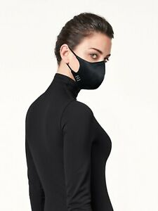 Wolford Care Mask Finest Silk Face Covering Pack of 3