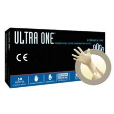 Ansell MicroFlex Ultra One Powder-Free Latex Examination 50 Glove Large UL-315-L
