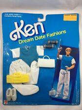 1989 Mattel Ken Dream Date Fashions #719-4 Gym workout outfit