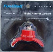FuelBelt Night Runner LED Finger Light Running Reflective Soft Silicone Rubber