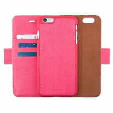 Apple iPhone 6/6s Leather Removable Wallet Magnetic Flip Card Cell Phone Case