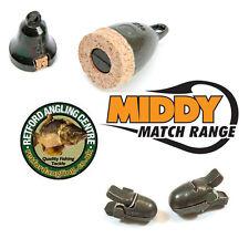 6 x Middy Plummet Set, Fishing Weight, Depth Indicator, Plumb Bomb - Top Seller*