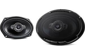 """Kenwood KFC-6996PS 650 Watts 6""""x9"""" 5-Way Car Speakers - Pair"""