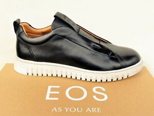 Eos Footwear Portugal Leather comfort slip on dress sneakers EOS Clarise