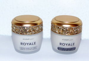 Elizabeth Grant Royale Imperial Honey Tages- und Nachtcreme je 100ml.