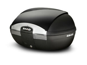 SHAD SH45 45 Litre Top Box - Official SHAD Stockist