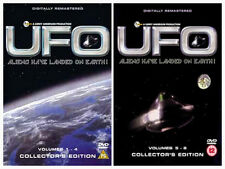 UFO: The Complete Series Volumes 1 2 3 4 5 6 7 8 Box Set | Gerry Anderson | DVD