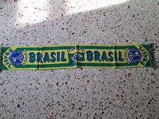 d1 sciarpa BRASILE football federation association scarf schal bufanda brasil