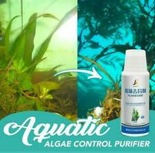 Aquatic Algae Control Purifier Algaecide Remove Odor Fish Purify R0W7 Pool S0Y1