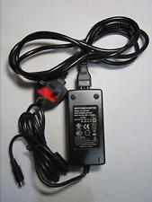 UK Replacement Klipsch PHIHONG PSM36W-201(C) DC +18V -18V 1A AC POWER ADAPTOR
