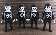 playmobil Set Toys figure rare geobra collectables Halloween Maltese Vampires X4