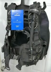 Oceanic Chute 3 Weight Integrated BC BCD Scuba Diving Medium MD M EXCELLENT!
