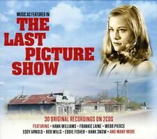 MUSIC AS FEATURED IN THE LAST PICTURE SHOW - 30 ORIGINAL RECORDINGS (NEW 2CD)