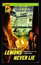 Richard Stark (Donald E. Westlake), Lemons Never Lie, Hard Case Crime 022, 2006