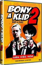 Bony a klid 2 Czech crime comedy 2014 English subtitles DVD Pal
