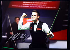 More details for new mark selby world champion signed 12x16 snooker photograph : b
