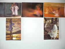 Lot  5  Cartes Postales   CHRIS  NIKOLSON   Femme  Woman   Postcards
